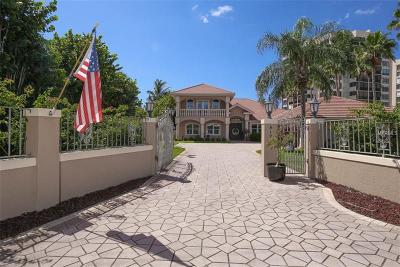 Lakewood Ranch, Lakewood Rch, Lakewood Rn, Longboat Key, Sarasota, University Park, University Pk, Longboat, Nokomis, North Venice, Osprey, Siesta Key, Venice Single Family Home For Sale: 412 Hunter Drive
