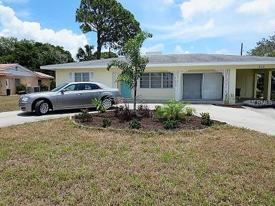Single Family Home For Sale: 813 Harbor Drive S