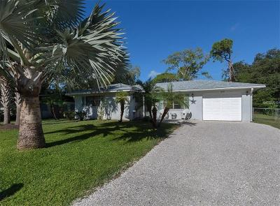 Venice Single Family Home For Sale: 340 Drake Road