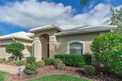 Venice Single Family Home For Sale: 4976 Wild Daisy Lane