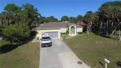 Venice FL Single Family Home For Sale: $302,000