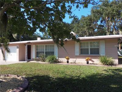 Venice Single Family Home For Sale: 500 W Seminole Drive