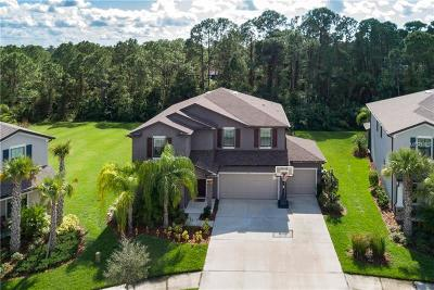 North Port Single Family Home For Sale: 2655 Sherman Oak Drive