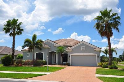 Englewood, Lakewood Ranch, Longboa, Longboat, Longboat Key, Manasota Key, Myakka City, Nokomis, North Port, North Port-venice, North Venice, Osprey, Sara, Sarasota, Siesta Key, Venice Single Family Home For Sale: 1751 Bobcat Trail