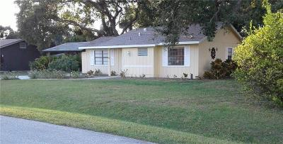 Venice FL Single Family Home For Sale: $164,000