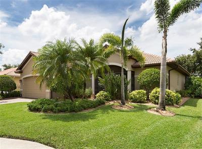 Venice Single Family Home For Sale: 4262 Via Del Villetti Drive