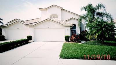Sarasota Villa For Sale: 4608 Samoset Drive