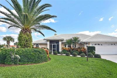 Boca Grande, Englewood Single Family Home For Sale: 343 Oakwood Circle