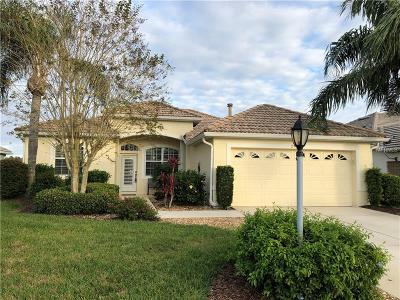 North Port Single Family Home For Sale: 2900 Royal Palm Drive