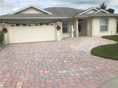 North Port Single Family Home For Sale: 8680 Quinn Court