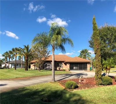 Englewood FL Single Family Home For Sale: $267,669