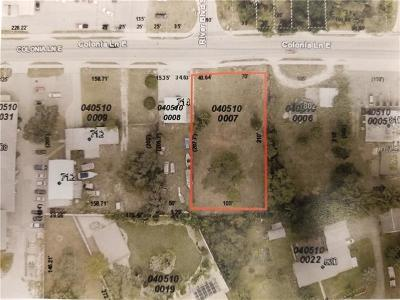 Residential Lots & Land For Sale: 800 Colonia Lane E