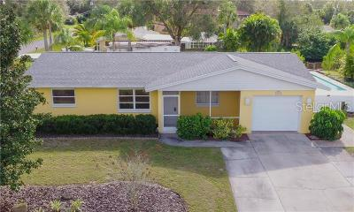 Single Family Home For Sale: 631 Coral Drive