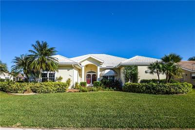 Venice Single Family Home For Sale: 1621 Quail Lake Drive