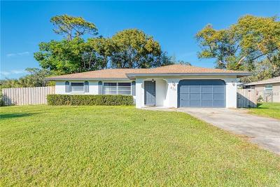 Venice Single Family Home For Sale: 625 E Seminole Drive