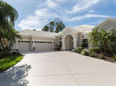 Venice Single Family Home For Sale: 747 Egret Walk Lane
