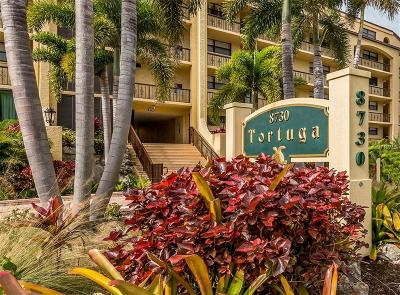 Sarasota, Lakewood Ranch Condo For Sale: 8750 Midnight Pass Road #405
