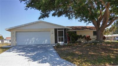 Venice FL Single Family Home For Sale: $199,000