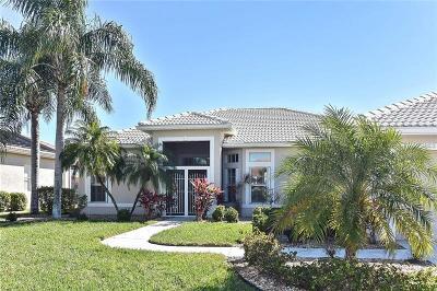 Venice Single Family Home For Sale: 847 Blue Crane Drive