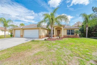 North Port Single Family Home For Sale: 2585 Jacoby Circle