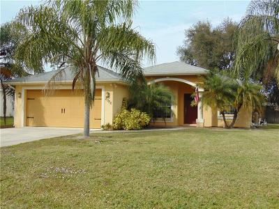 North Port Single Family Home For Sale: 2086 Alliance Avenue