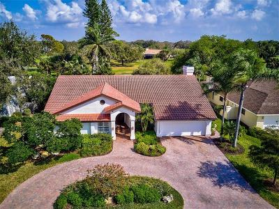 Sarasota Single Family Home For Sale: 3650 Torrey Pines Way