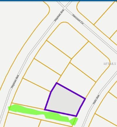 North Port Residential Lots & Land For Sale: Halo Avenue