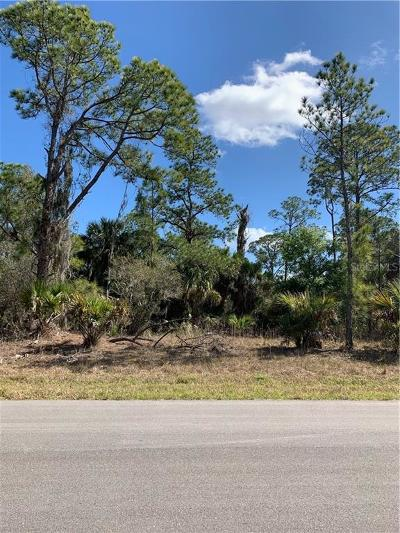 North Port Residential Lots & Land For Sale: Merced Street