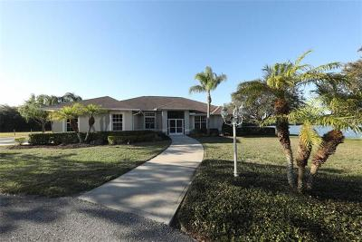 Nokomis Single Family Home For Sale: 2215 Knights Trail Road