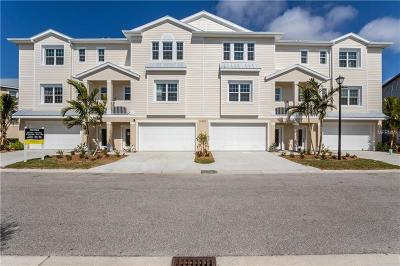 Townhouse For Sale: 10301 Coral Landings Court #104