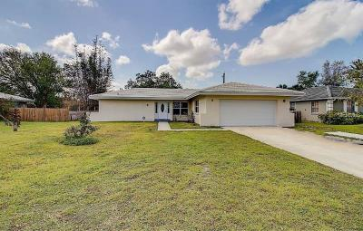 Single Family Home For Sale: 1807 Mid Ocean Circle
