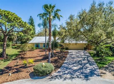 Sarasota Single Family Home For Sale: 1855 Buccaneer Court