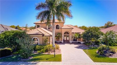 Sarasota Single Family Home For Sale: 7534 Trillium Boulevard