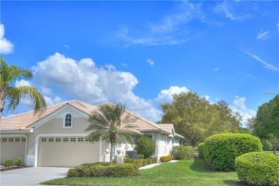 Venice FL Villa For Sale: $299,000