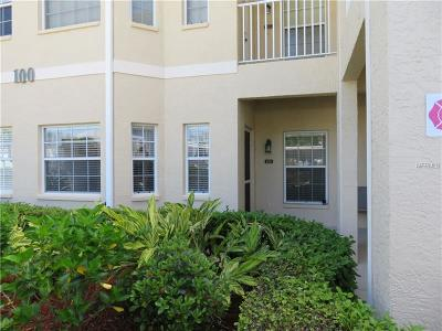 North Port Condo For Sale: 5800 Sabal Trace Drive #105