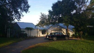 Sarasota Single Family Home For Sale: 1386 Ranchero Drive