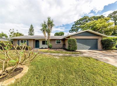 Sarasota Single Family Home For Sale: 2611 Britannia Road