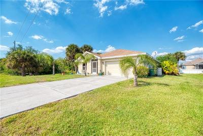 Rotonda West Single Family Home For Sale: 136 Sunny Way