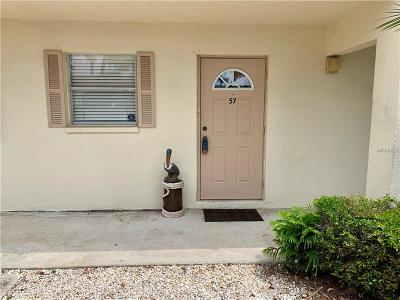 Sarasota Condo For Sale: 2875 Swifton Drive #57