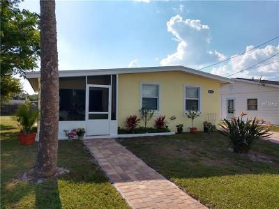 North Port Single Family Home For Sale: 4781 Bullard Street