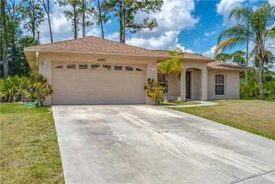 Single Family Home For Sale: 4861 Weatherton Street