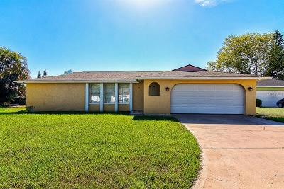 Venice FL Single Family Home For Sale: $210,000