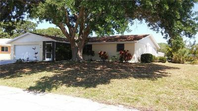 Venice Single Family Home For Sale: 1501 Lakeside Drive