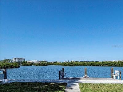 Sarasota Villa For Sale: 5934 Tidewood Avenue #9