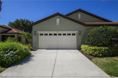 Venice FL Single Family Home For Sale: $284,900