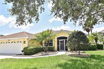 North Port Single Family Home For Sale: 2569 Charleston Park Drive
