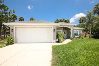 North Port Single Family Home For Sale: 3934 Johannesberg Road