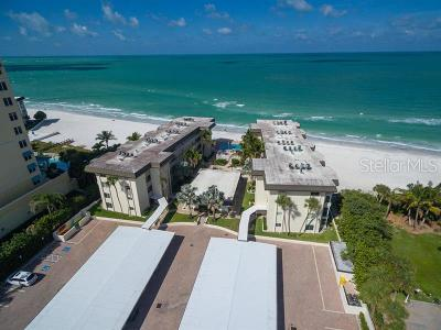 Lido Key Condo For Sale: 1900 Benjamin Franklin Drive #201BER
