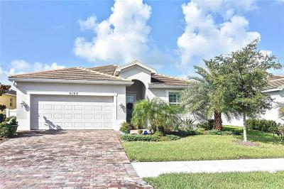 North Port Single Family Home For Sale: 6169 Grand Cypress Boulevard
