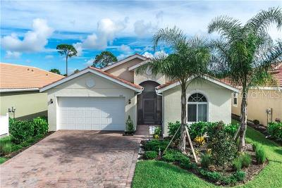 Venice Single Family Home For Sale: 11670 Parrotfish Street